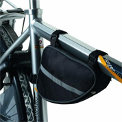 Cyklotaška pro upevnění do rámu kola