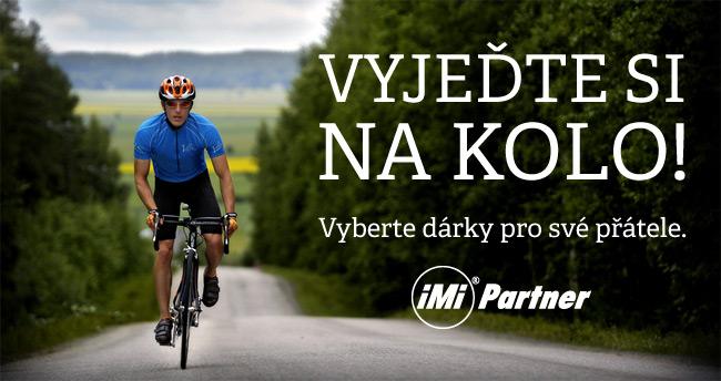 Vyjeďte si na kolo!