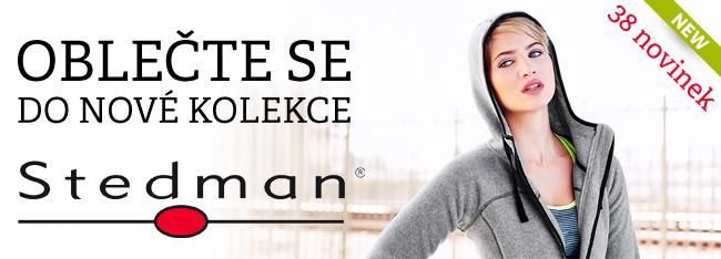 Oblečte se do nové kolekce STEDMAN!