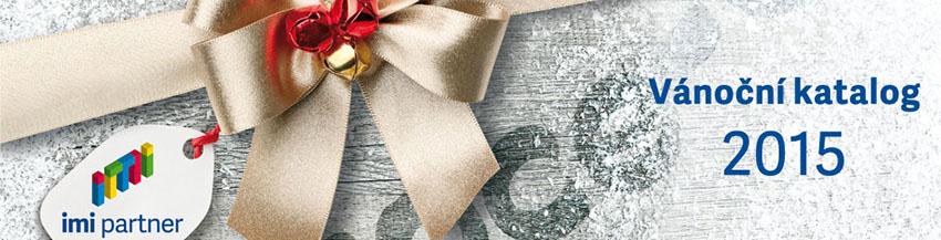 Vánoční katalog reklamních předmětů